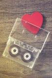 Écoutez votre coeur Image stock