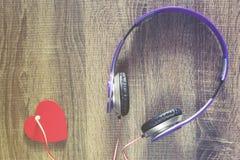 Écoutez votre coeur Photographie stock