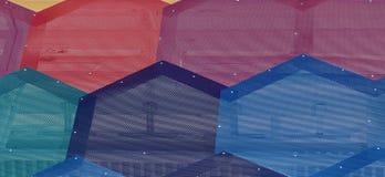 Écran coloré Image libre de droits