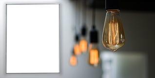 écran de l'espace de copie de blanc de fond d'espace de travail d'écran vide pour le yo Photo libre de droits