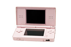 Écran duel de Nintendo (NDS) image stock