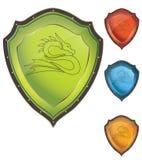 Écran protecteur illustration stock