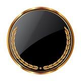 Écran protecteur circulaire illustration stock