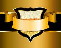 écran protecteur de bière Photo libre de droits