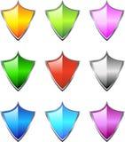 écran protecteur de graphismes illustration libre de droits