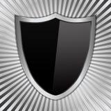 Écran protecteur en métal Photos libres de droits