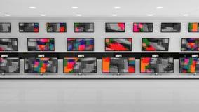 Écrans d'affichage à cristaux liquides avec la charge statique banque de vidéos