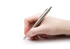 écriture Images libres de droits