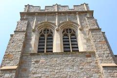 Édifice d'église Image libre de droits