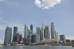 Édifices hauts à Singapour photo stock