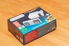 Édition de classique de Nintengo NES Photos libres de droits