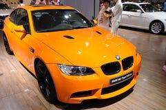 Édition de tigre de BMW m3 Photographie stock libre de droits