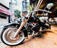 Éditorial illustratif de Harley-Davidson Sportster 883 bas Harley-Davidson soutient la grande communauté de marque Photo libre de droits