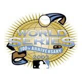 Éditorial - World Series de MLB illustration stock