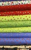 édredon de tissu Photos libres de droits