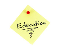 Éducation Images stock