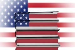 éducation américaine Images stock
