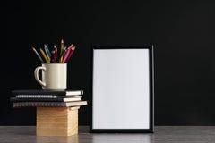 Éducation, concept de la connaissance Photo stock