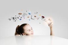 Éducation créative Photos stock
