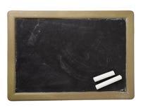 Éducation d'école de salle de classe de tableau Image libre de droits