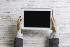 Éducation d'affaires et concept de technologie Photographie stock libre de droits
