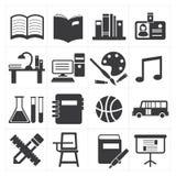 Éducation d'icône illustration libre de droits