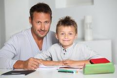 Éducation de Children s image stock