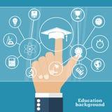 Éducation en ligne, apprentissage en ligne Photos stock