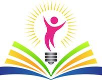 Éducation lumineuse heureuse Image stock