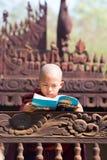 Éducation monastique Photographie stock libre de droits