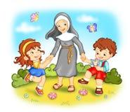 Éducation religieuse Photographie stock libre de droits