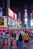 Égaliser de Times Square photo stock