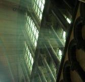 Église à Bruges Photos stock