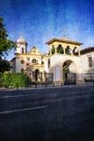 Église à Bucarest Image stock