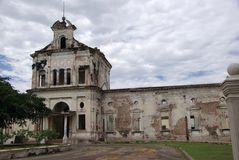Église à Grenade, Nicaragua Images stock