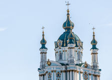 Église à Kiev Image libre de droits