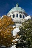 Église à l'Académie Navale des USA Image libre de droits