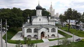 Église à Moscou photographie stock