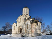 Église à Moscou Photographie stock libre de droits