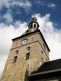 Église à Oslo Image libre de droits