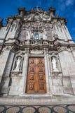 Église à Porto Image stock