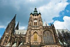 Église à Prague Photos libres de droits