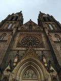 Église à Prague Image libre de droits