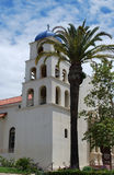 Église à San Diego photo stock