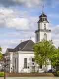 Église à Sarrebruck Images libres de droits