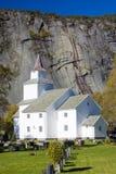 Église à Valle Photo stock