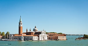 Église à Venise, Italie photographie stock libre de droits