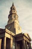 Église épiscopale de rue Philip photographie stock