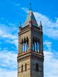 Église épiscopale de trinité (Boston, mA, Etats-Unis) photographie stock