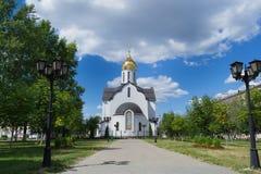 Église Photographie stock